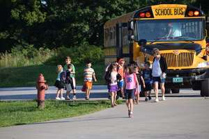 SCHOOL ARRIVAL AND DEPARTURE TIMES